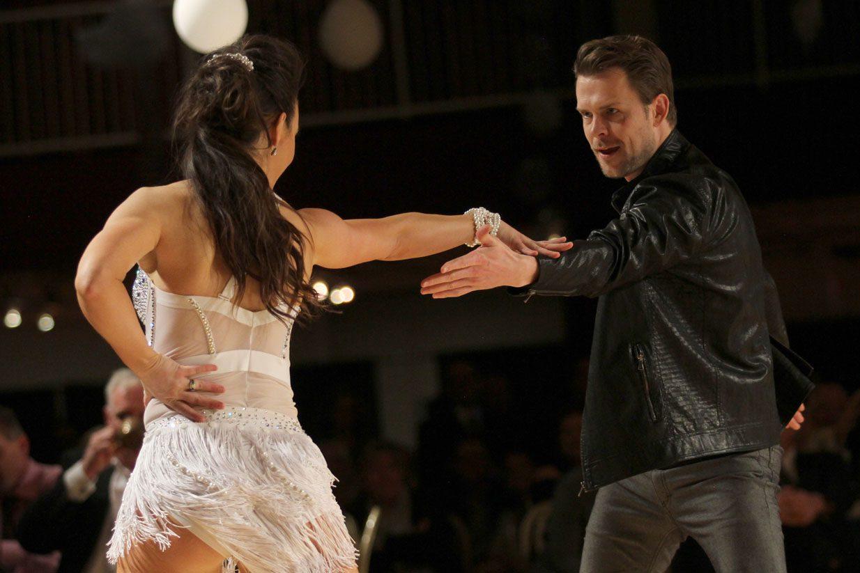 Dr. Isaac Day & Dancer