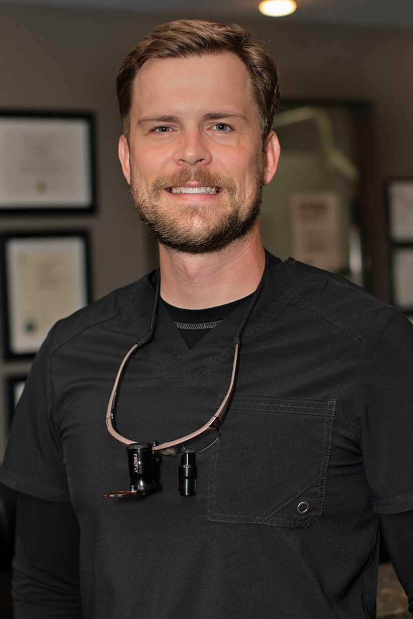 Dr. Isaac Day | Innisfail Dentist